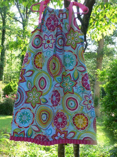 Madison Pillowcase Dress