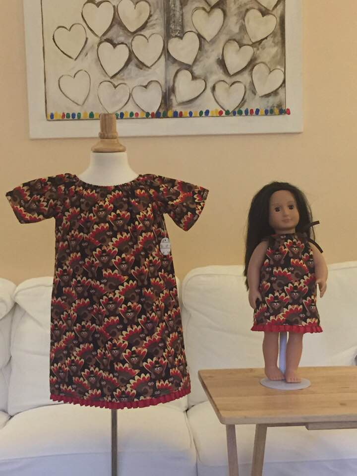 Turkey Dress